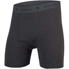 Endura Bike Boxer Shorts 2er Pack Herren anthrazit